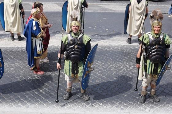 Rome IRL