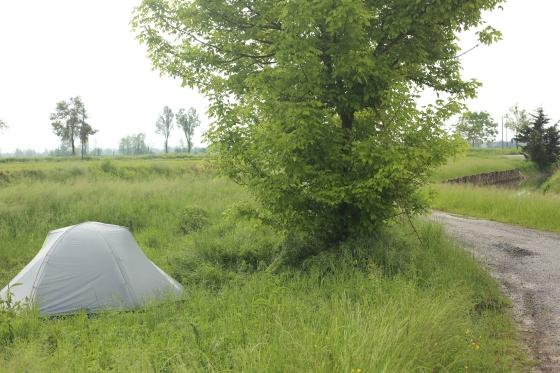 Camping night 1